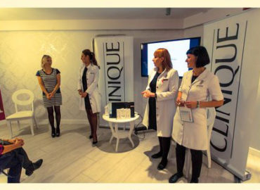 Warsztaty makijażowe z firmą Clinique Polska w MTTEstetica