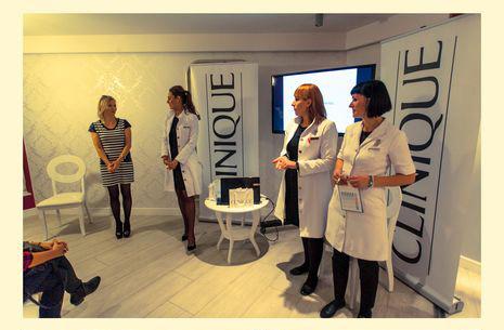 Warsztaty makijażowe zfirmą Clinique Polska wMTT Estetica