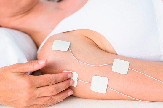 elektrostymulacja ramiona
