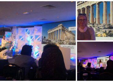 Szkolenie masterlass organizowane przez międzynarodową korporację Merz Aesthetic w Atenach